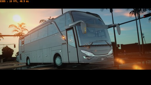 2012 Mercedes Benz OH 1626