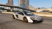 2015 McLaren 650S Coupe Liberty Walk [Add-On | Tuning]