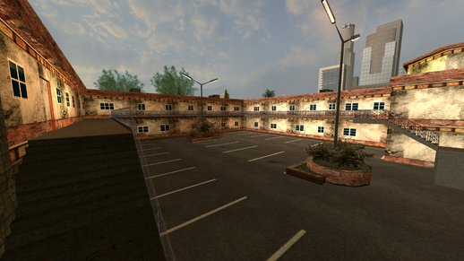 Jefferson Motel Retextured for Android