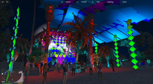 Paleto Psychedelic Festival of Arts & Culture v1.0a Part 1