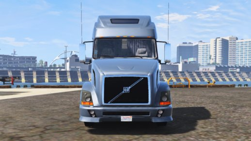 2012 Volvo VNL 780 Truck [Livery][Add-On / Replace]