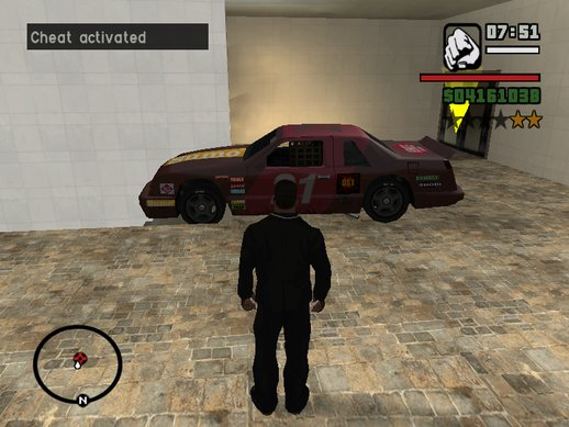 Cheat Car Spawner