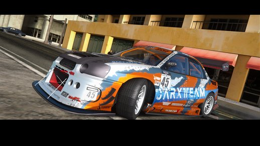 2003 Subaru Impreza WRX STi Series II Time Attack [GD]