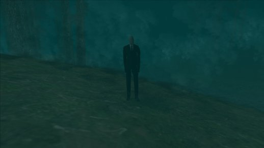 Slenderman: The Eight Pages Mod v1.5