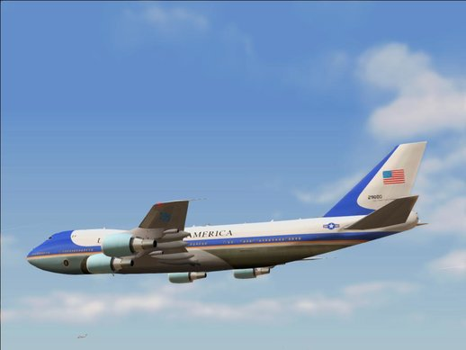 Boeing VC-25A *Improvements*