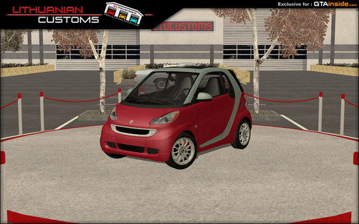 2012 SMART FOR TWO - MQ