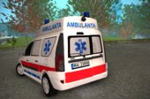 Dacia Logan MCV Ambulanta