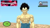Vegeta Base Damaged
