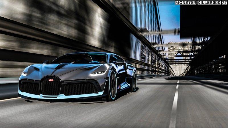Gta 5 Bugatti Divo 2019  Add-on  Mod
