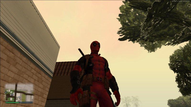GTA San Andreas Marvel Skin Pack Mod - GTAinside com