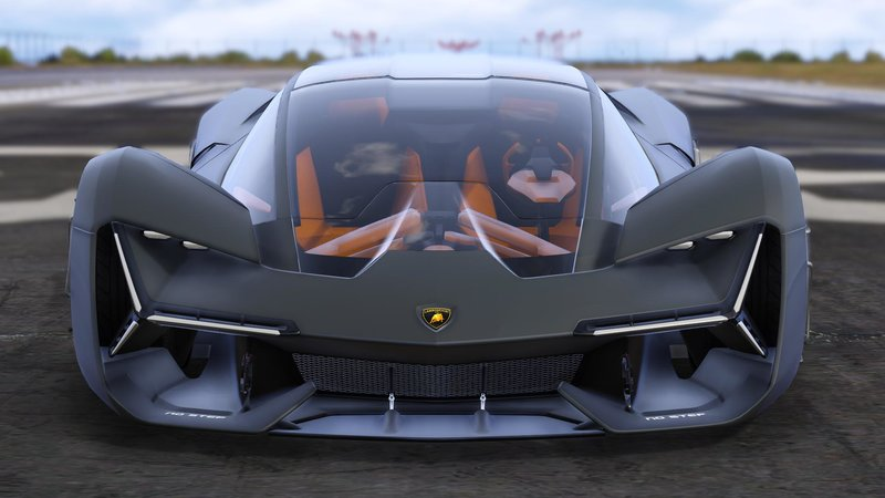 Gta 5 Lamborghini Terzo Millennio Mod Gtainside Com