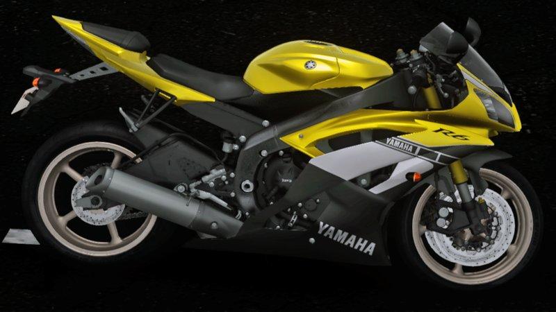 GTA San Andreas 2016 Yamaha YZF R6 Mod - GTAinside com