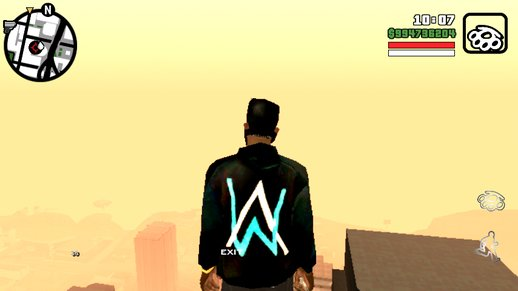Alan Walker hoodie for Android