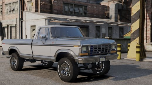 1978 Ford F150 XLT [Add-On]