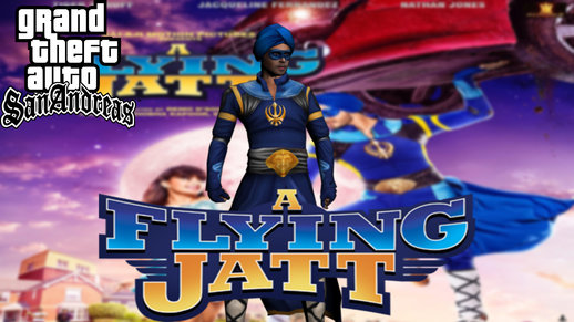 A Flying Jatt Skin
