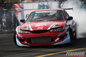 Nissan Silvia S15 Rocket Bunny BSI Drift Team