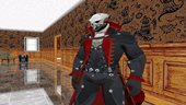 Reaper Dracula Outfit