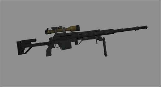 Call of Duty: Online - CheyTec M200