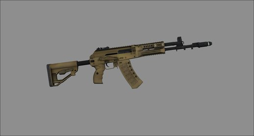 AK-17 Assault Rifle V2