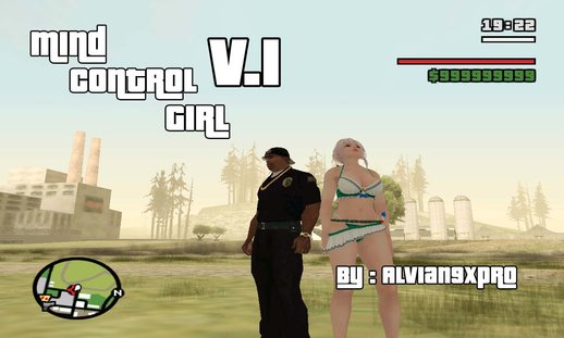 Mind Control Girl v.1 (PC)