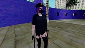 GTA Online Fem Police With Normal Map