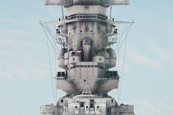 GTA 5 Yamato-Class Battleship ❀ IJN Yamato & IJN Musashi