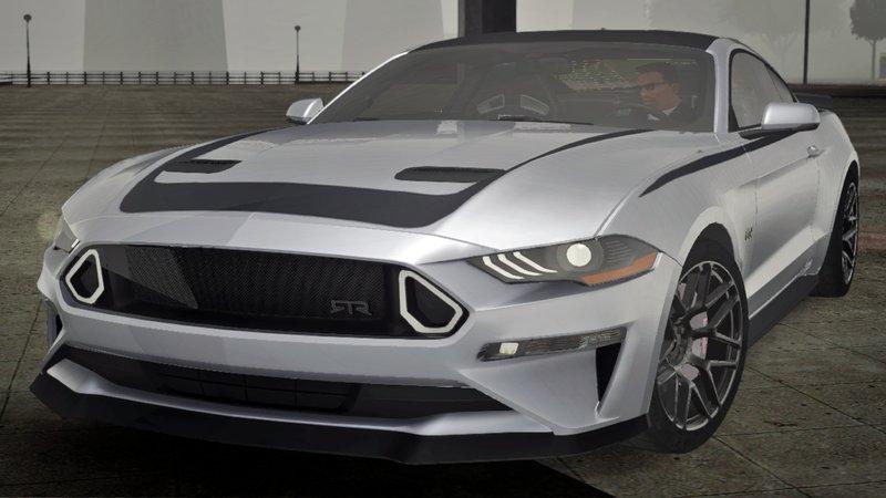 GTA San Andreas 2018 Ford Mustang RTR spec 3 Mod - GTAinside com
