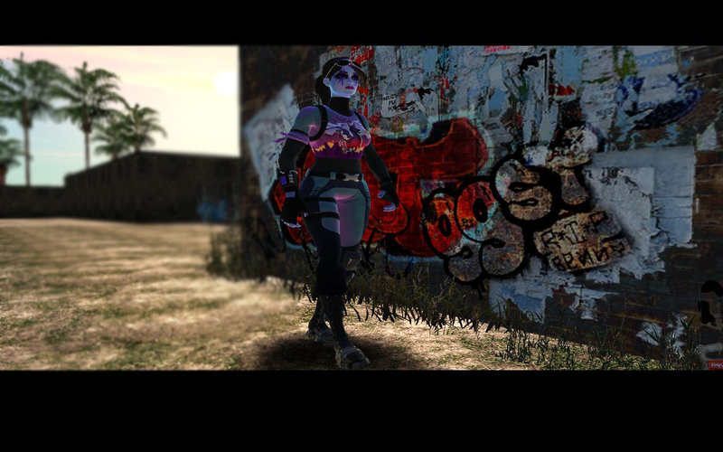 GTA San Andreas Fortnite: Dark Bomber Mod - GTAinside com