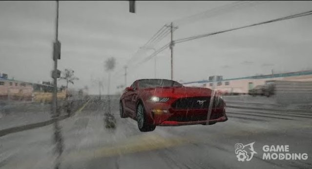 Ford Mustang Gt Sound