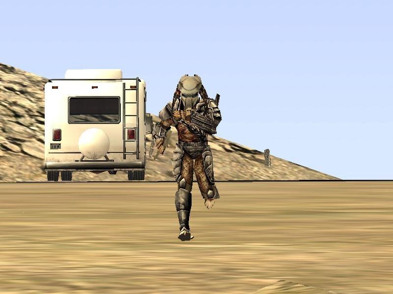 GTA San Andreas Predator Mod Mod - GTAinside com