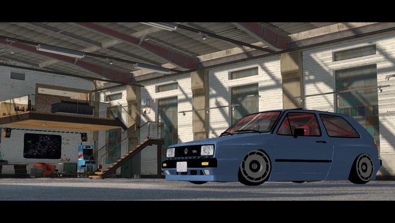 GTA San Andreas CSR Racing 2 Garage Mod - GTAinside com