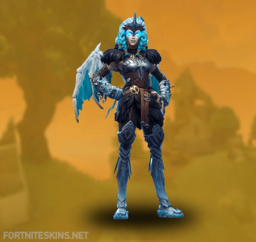 Fortnite: Valkyrie OutFit