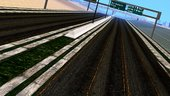 ROAD & SIDEWALK V2 HD (SLOW)