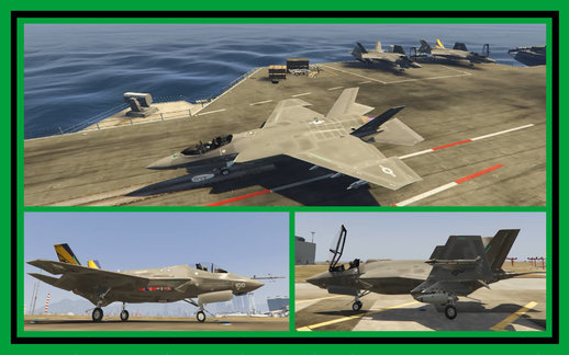 Lockheed Martin F-35C Lightning II [Add-On v2]