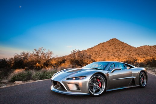 Falcon F7 Sounds