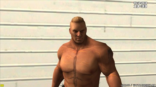 Brock Lesnar (Beast Incarnate) from WWE Immortals