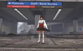 DOA5 Kokoro Shrine Maiden Costume[Add-on]