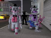 FuntimeFreddy V5 Pack