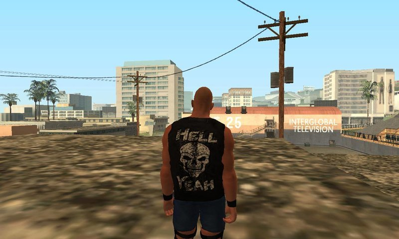 GTA San Andreas Stone Cold Mod - GTAinside com