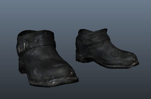 Johnny's Shoe Texture Fix