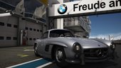 1954 Mercedes Benz 300 SL HQ | LODS | AnimEngine