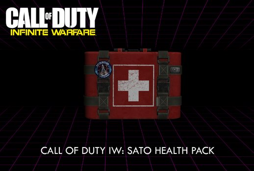 COD: IW: SATO First Aid Kit