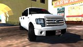 Ford F150 Police Unmarked