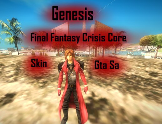 Genesis - Final Fantasy Crisis Core
