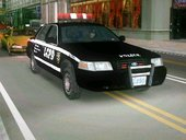 Ford Crown Victoria - LCPD Auxiliary