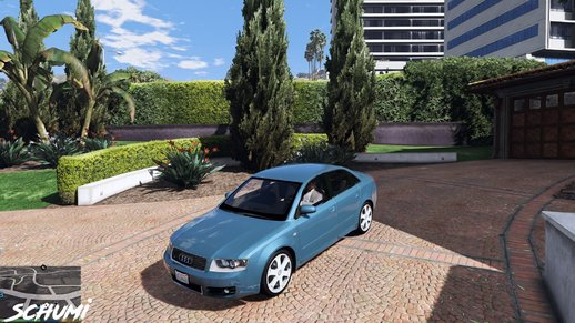 Audi S4 2004 [Replace]