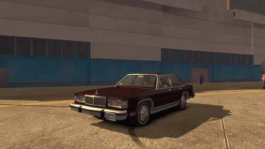 Mercury Grand Marquis LS 1986