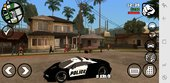 Pegasi Lampo S18B Federal Police for Mobile