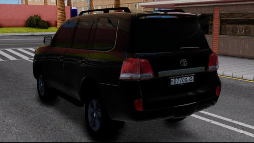 Toyota Land Cruiser 2013 FBI High PC