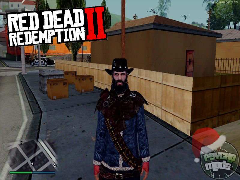 GTA San Andreas Red Dead Redemption 2 Mod - GTAinside com
